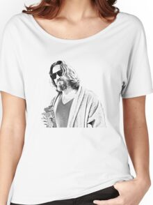 The Big Lebowski -The Dude Women's Relaxed Fit T-Shirt