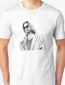 The Big Lebowski -The Dude T-Shirt