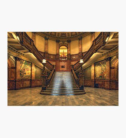 Rotunda Stairs (State Capitol Building, Denver, Colorado) Photographic Print