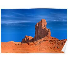Monument Valley Butte (Arizona) Poster