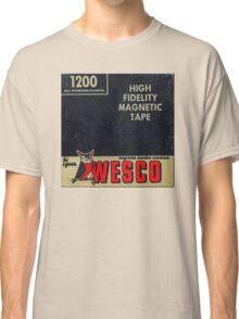 Wesco Magnetic Tape Classic T-Shirt