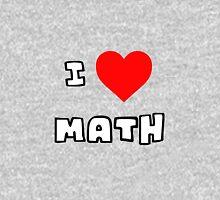 I Heart Math Unisex T-Shirt