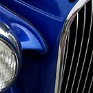 37 Plymouth Blue Bling by Debbie Robbins