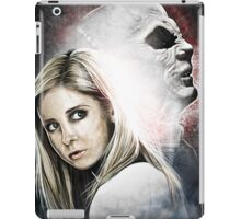Buffy and The Master iPad Case/Skin