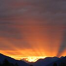 Sunrise over the Great Northern by Breanna Stewart
