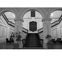 THE GRAND STAIR CASE Photographic Print