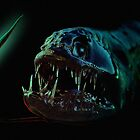Dragonfish by Peter Shearer