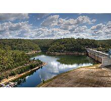 Warragamba Dam. Photographic Print