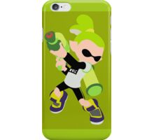 Inkling Boy (Green) - Splatoon iPhone Case/Skin