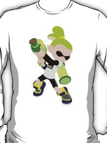 Inkling Boy (Green) - Splatoon T-Shirt