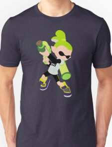 Inkling Boy (Green) - Splatoon Unisex T-Shirt