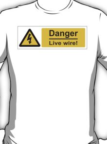 Live Wire! T-Shirt