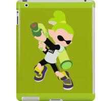 Inkling Boy (Green) - Splatoon iPad Case/Skin