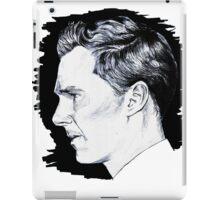 Cumberbatch Drawing iPad Case/Skin