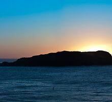 Cook Island panorama by Odille Esmonde-Morgan