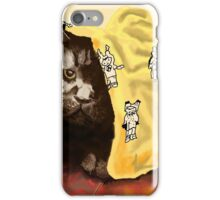 Dorian is not Impressed by Pokemon iPhone Case/Skin