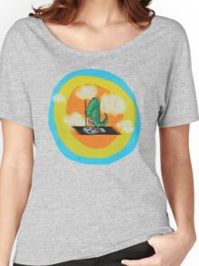 The Mighty Boosh – Eric Phillips Leaves for Alaska Women's Relaxed Fit T-Shirt