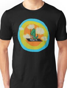 The Mighty Boosh – Eric Phillips Leaves for Alaska Unisex T-Shirt