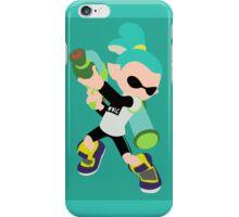 Inkling Boy (Aqua) - Splatoon iPhone Case/Skin
