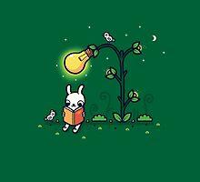 Lightbulb by Randyotter
