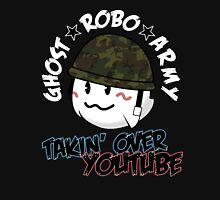 The GhostRobo Army Unisex T-Shirt