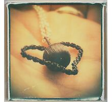 the hairy heart Photographic Print