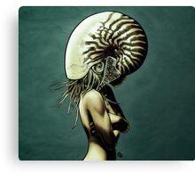 The Nautilus. Canvas Print