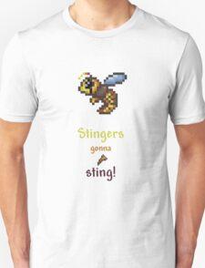 Terraria - Stingers gonna sting! Unisex T-Shirt