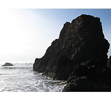 Oregon Coast Sunset Photographic Print