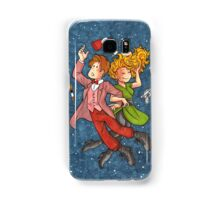 Doctor and River in Space Samsung Galaxy Case/Skin