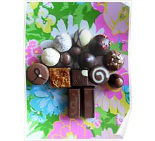 Hotel Chocolate Tastíng Dreams Poster