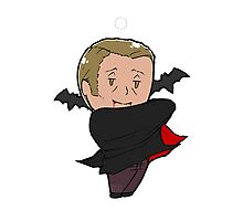 Tiny Hannibal Vampire Photographic Print