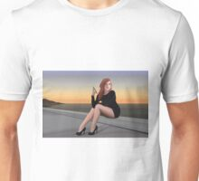 I'm waiting for you Unisex T-Shirt