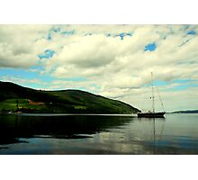 """LOCH NESS"" Photographic Print"