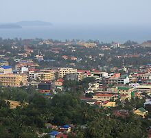 Sihanoukville - The Wild East by byronbackyard