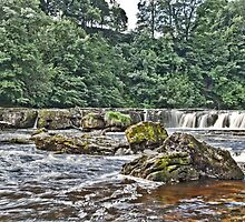 Aysgarth Falls #2 by Imaginato