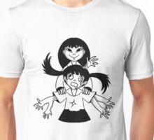 Monochrome Sisters Unisex T-Shirt