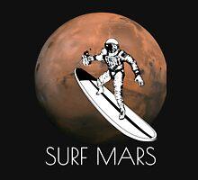 Surf Mars Unisex T-Shirt