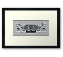 Aston Martin DB5... with modifications Framed Print