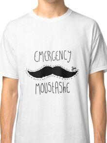 Emergency moustashe Classic T-Shirt