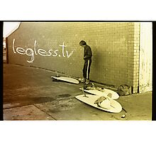 Legless Maroubra Photographic Print