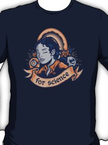Our Lady Of Science T-Shirt