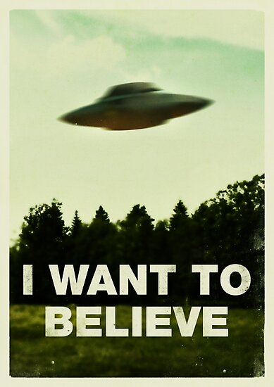 I Want To Believe by Joen Asmussen