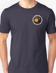 Ares 3 mission to Mars - The Martian (Badge) T-Shirt