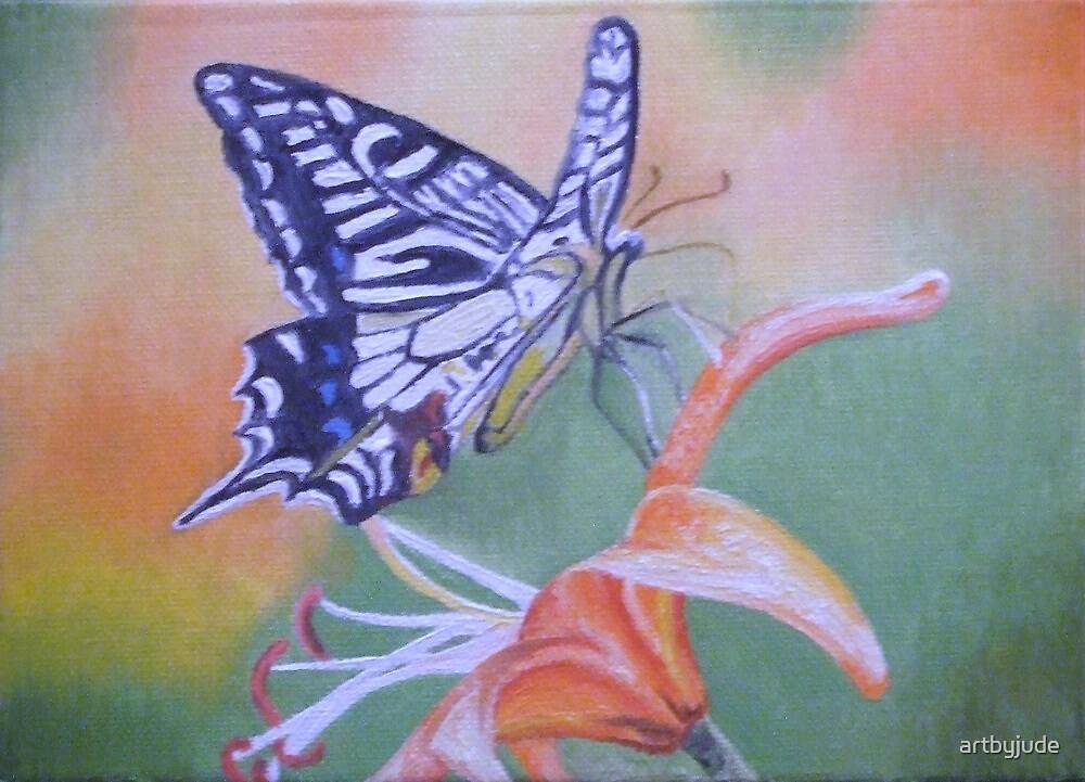 Nectar Of Flight by artbyjude