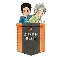 Pocket Daisuga Photographic Print