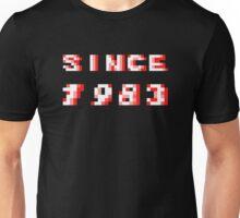 SINCE 1983 Unisex T-Shirt