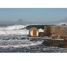 The Power Of The Sea Photographic Print