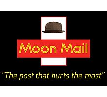 The Mighty Boosh – Moon Mail Service Photographic Print