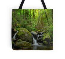 Canyon Creek Spring Runoff Tote Bag